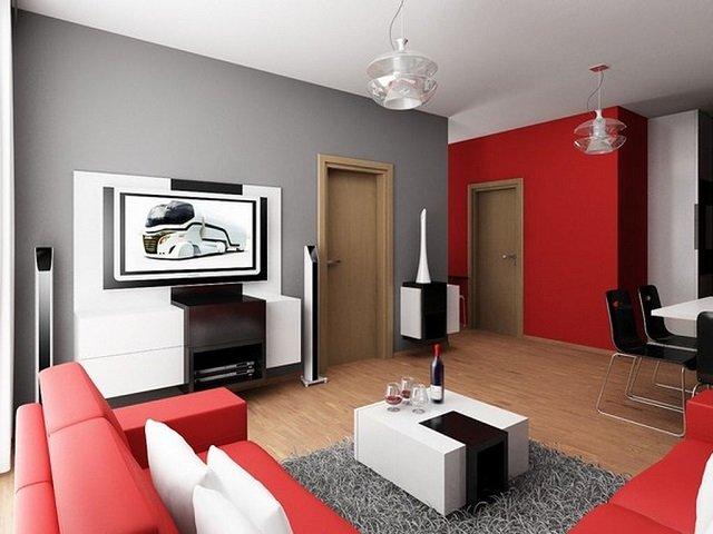 Top Desain Ruang Tamu Di Teras Rumah  5 tips menata ruang tamu yang sempit agar terlihat luas