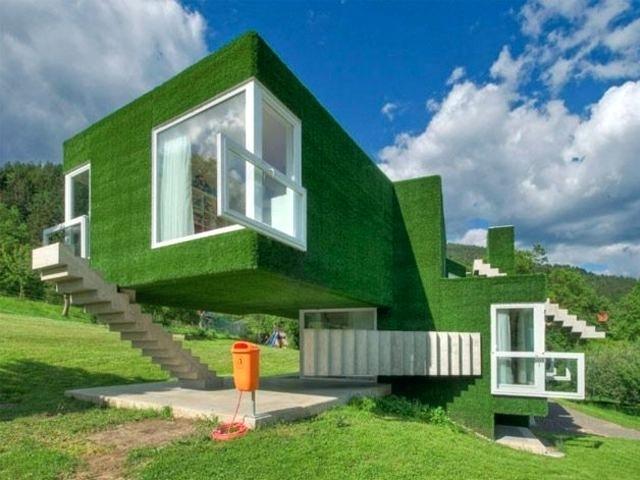 5 Desain Rumah Unik Yang Buat Anda Geleng Geleng Kepala Interiordesign Id