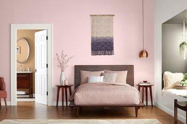 warna cat kamar tidur yang menenangkan