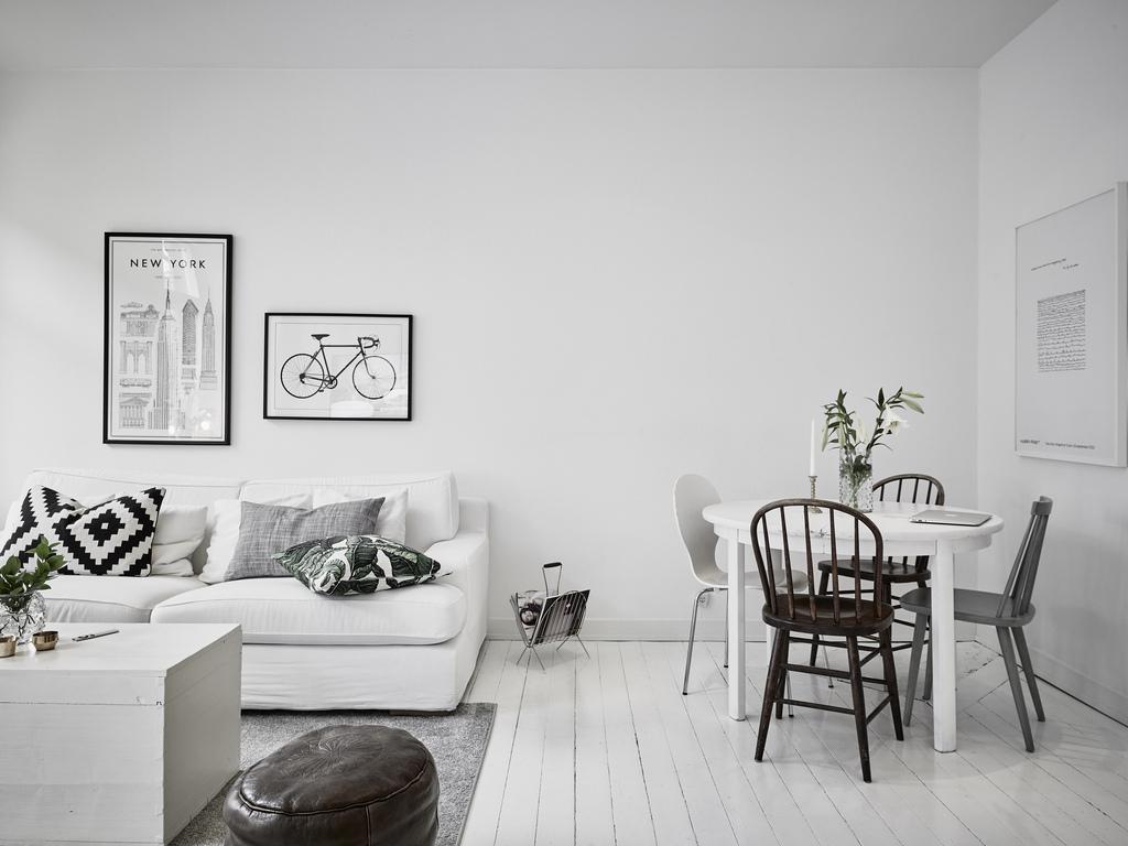 Desain interior rumah gaya modern minimalis