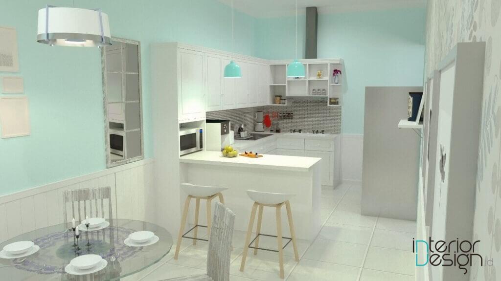 desain dapur ciledug, tangerang