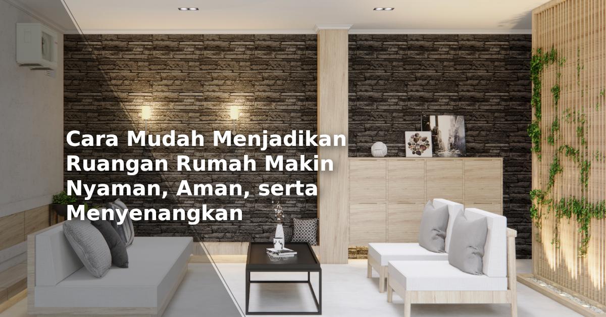 desain ruangan rumah