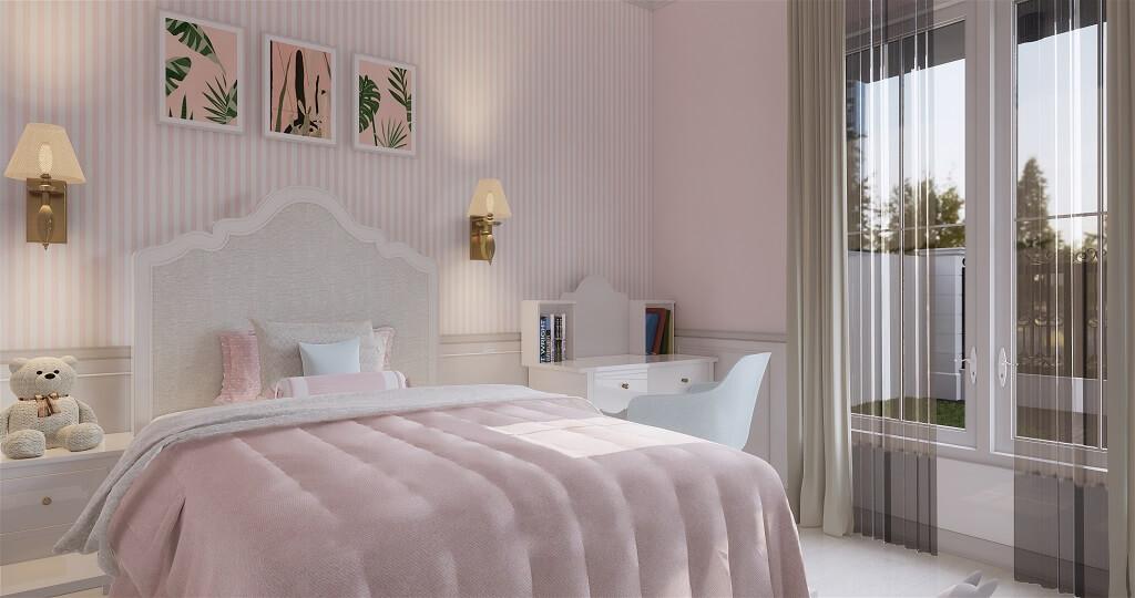 kamar tidur anak rumah efrati Jakarta