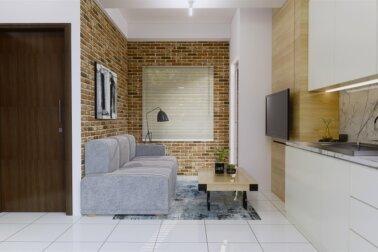 desain apartemen modern