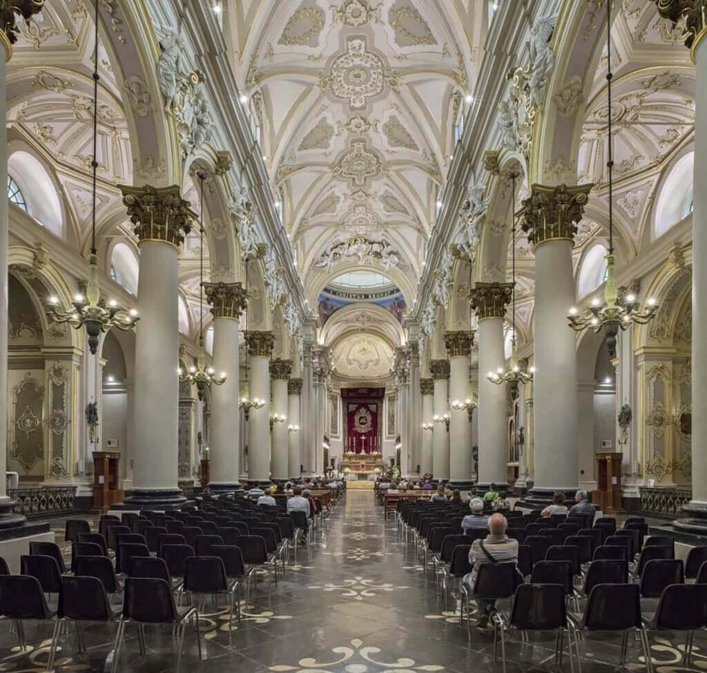 interior monumental