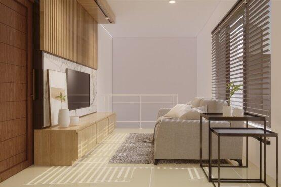 desain ruang tv