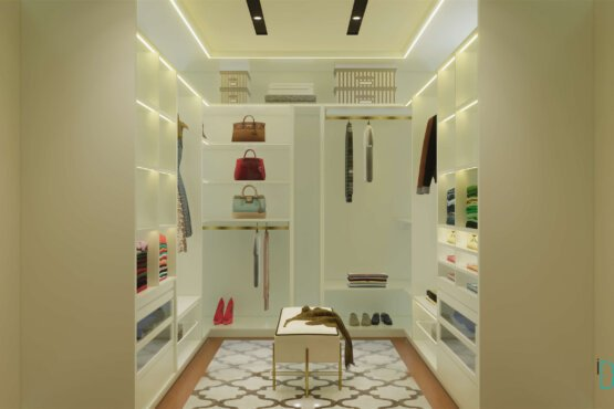 desain walk in closet