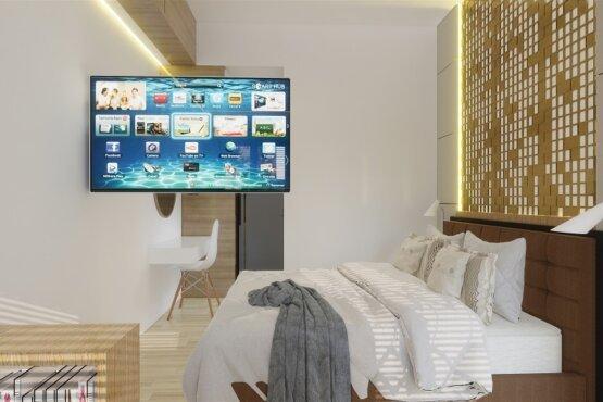 Desain interior apartemen bandung