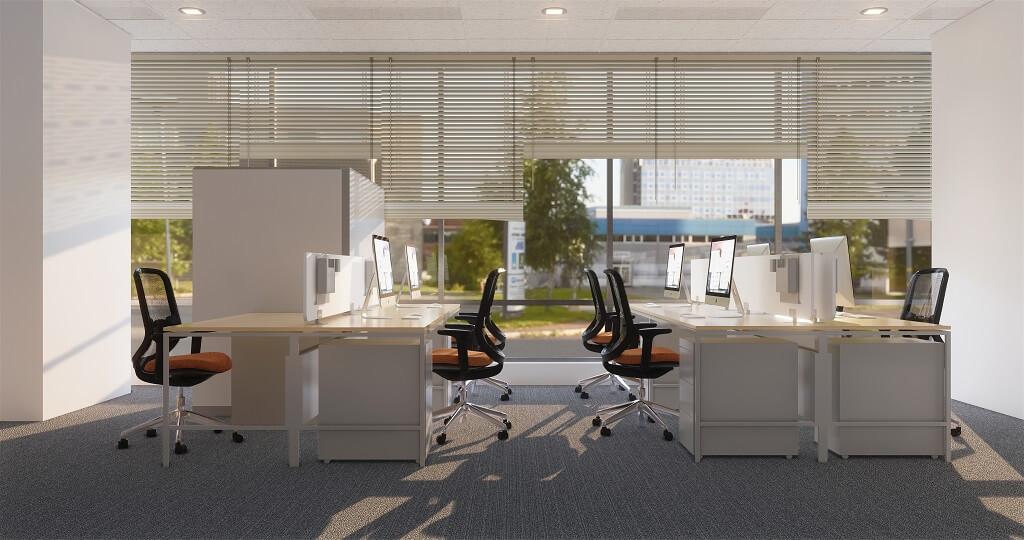 Interior kantor bloom n grow 4