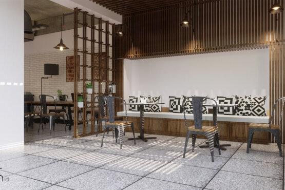 desain interior cafe balikpapan