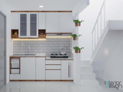 Desain interior dapur jakarta