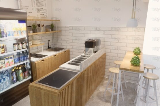 design bakery dan coffee shop