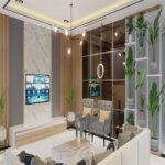 desain interior ruang keluarga jakarta