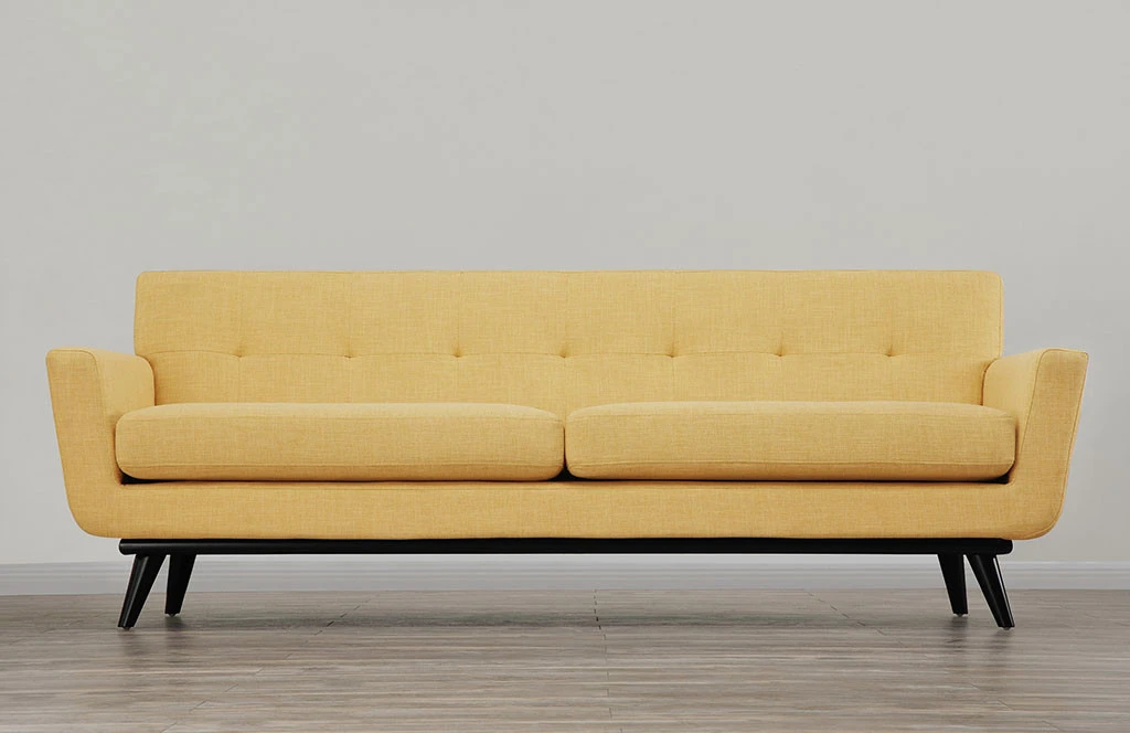 model sofa mid century
