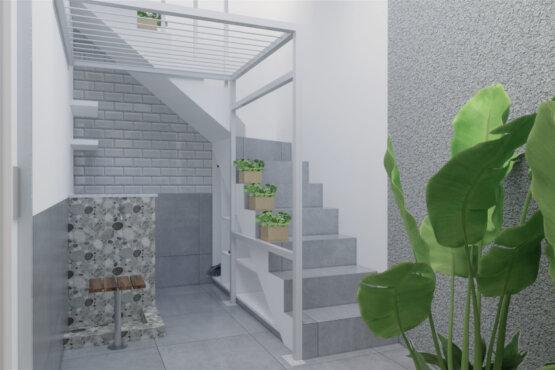 desain interior rumah skandinavian