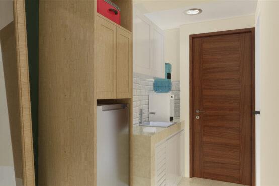 desain interior apartemen jakarta
