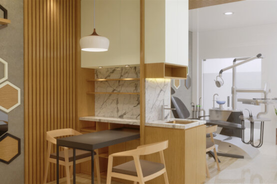 klinik perawatan gigi