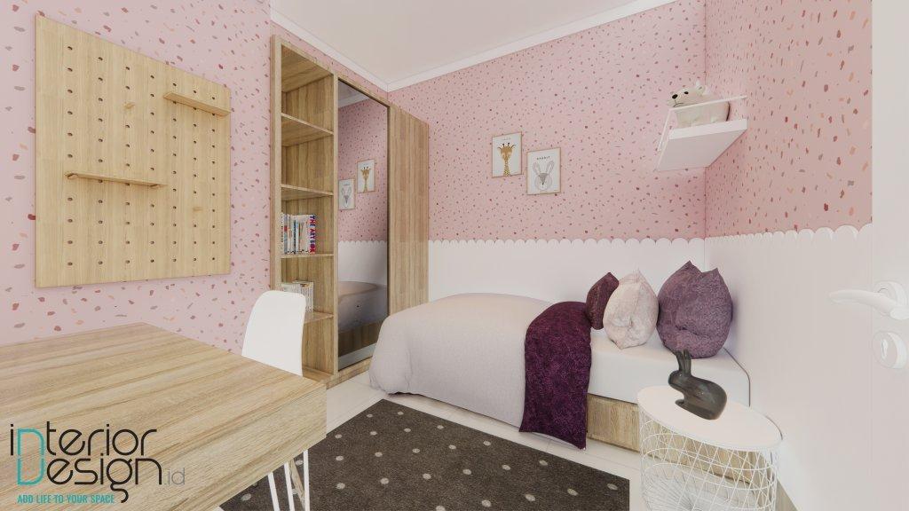 interior kamar anak