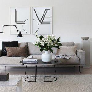 tipografi: dekorasi dinding rumah yang unik dan estetik