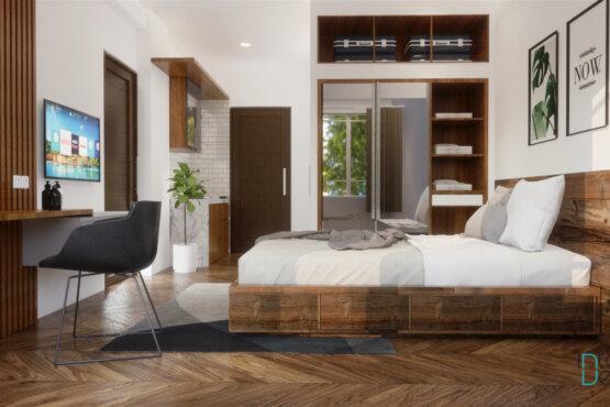 desain interior apartemen jakarta barat