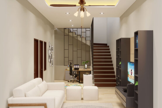 Desain rumah modern tangerang