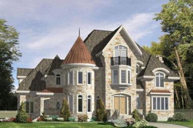 arsitektur rumah gaya victoria