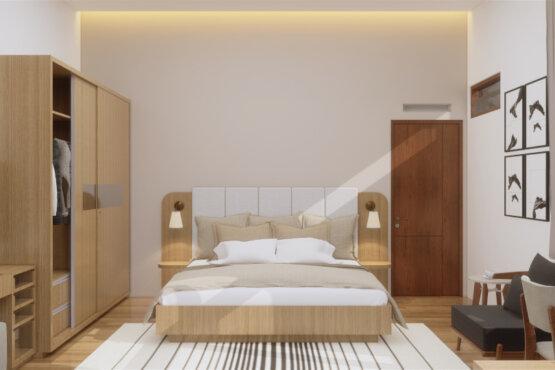 desain kamar tidur jakarta