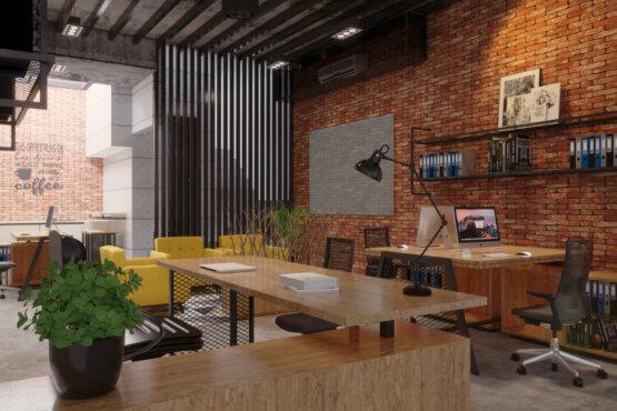 desain kantor tangerang