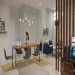 desain interior rumah gaya modern