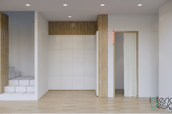 desain klinik gaya modern