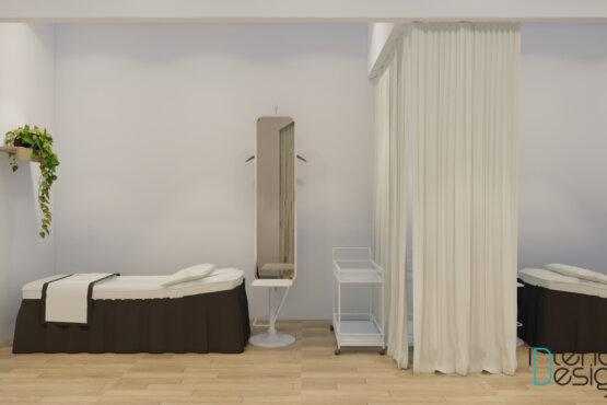 desain interior klinik modern