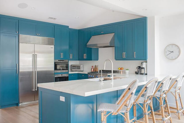 warna cat dapur minimalis