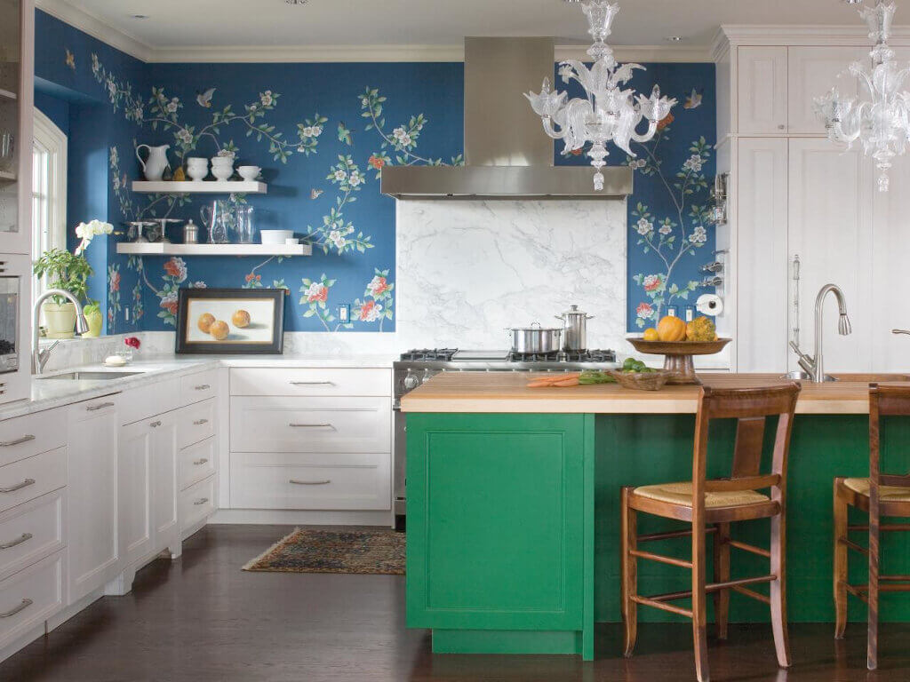 warna cat dapur jade green 1024x768 - Inspirasi Desain Warna Cat Dapur Terbaik, Menjadikan Dapur Terlihat Lebih Menyenangkan