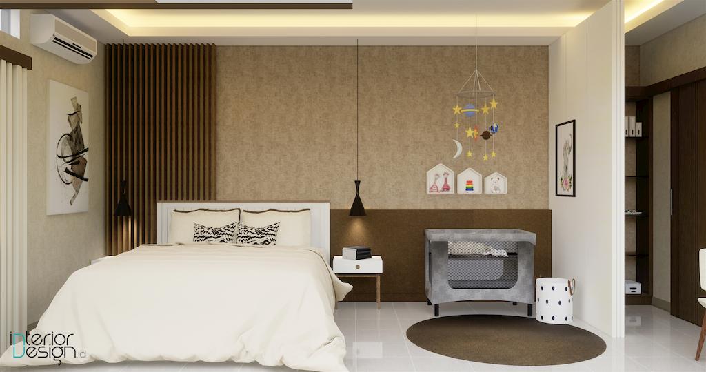 desain kamar tidur tangerang