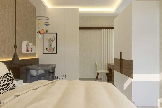 desain interior kamar tidur tangerang selatan
