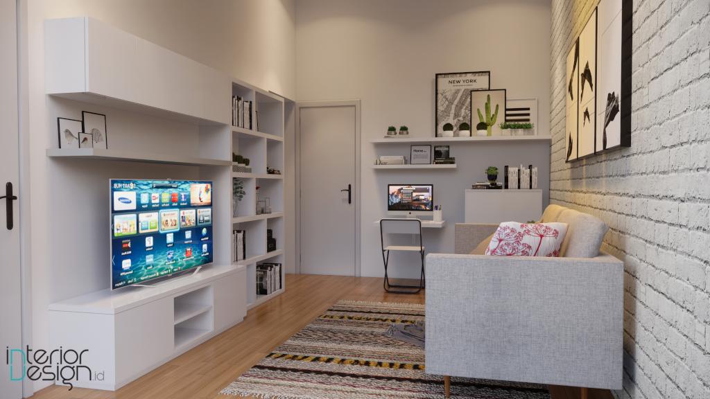 desain ruang keluarga jakarta