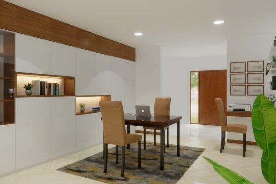 desain home office jakarta