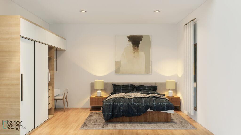 desain kamar tidur utama jayapura papua