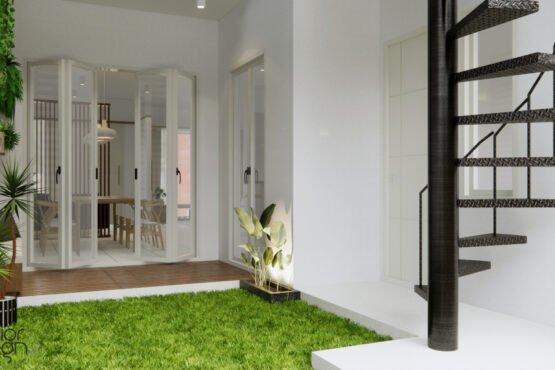 desain rumah gaya skandinavia jakarta