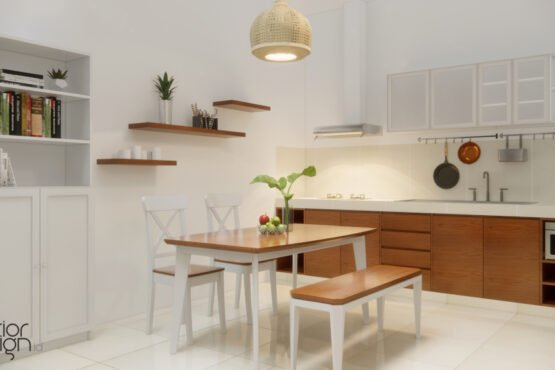 desain rumah gaya skandinavia bandung