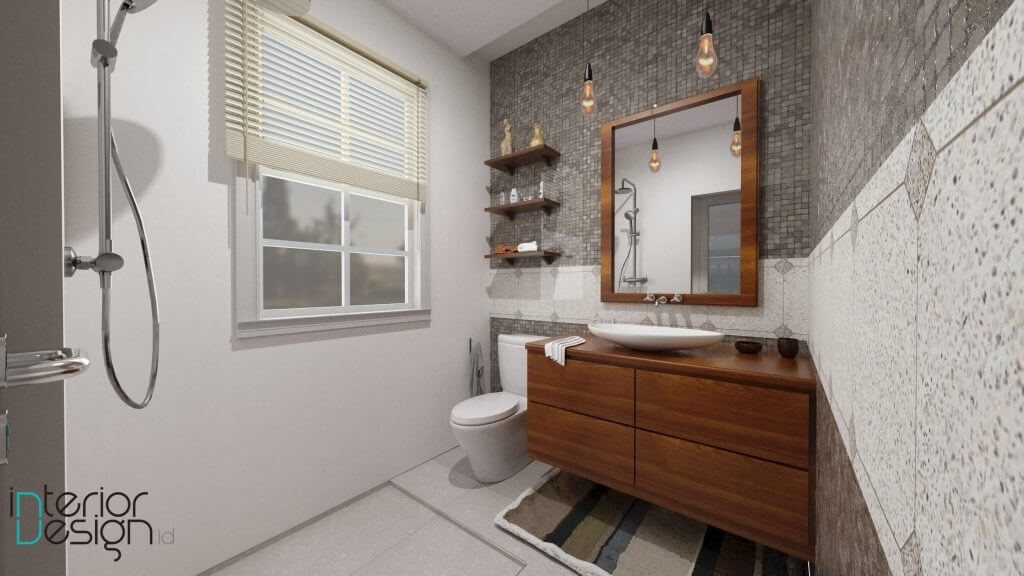 desain kamar mandi modern minimalis
