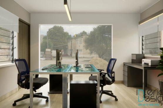 interior kantor modern jakarta