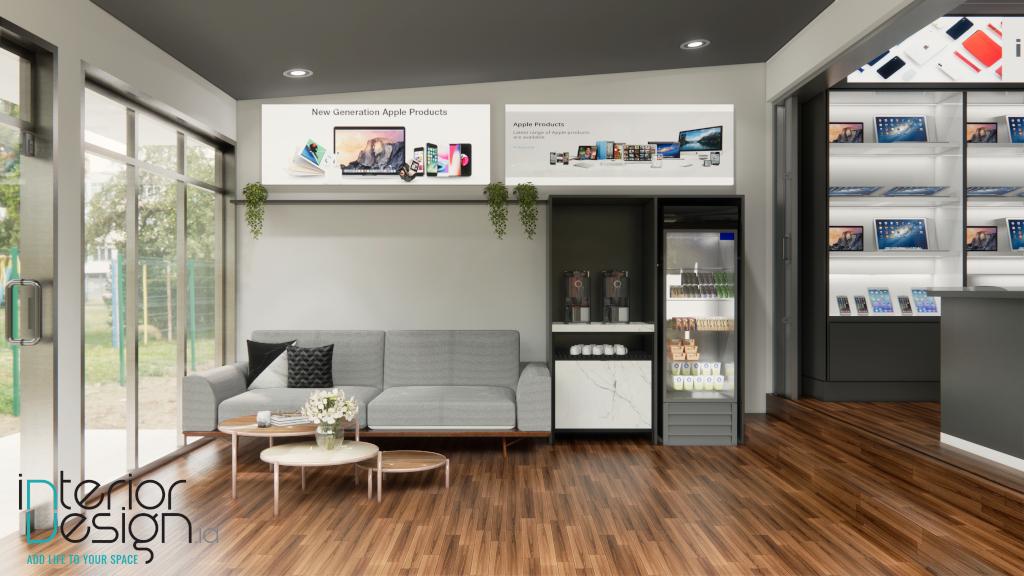 desain kantor apple store