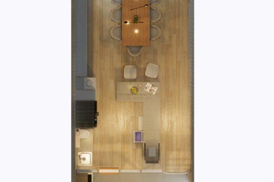 desain interior rumah jambi