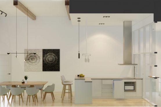 desain ruang makan jambi