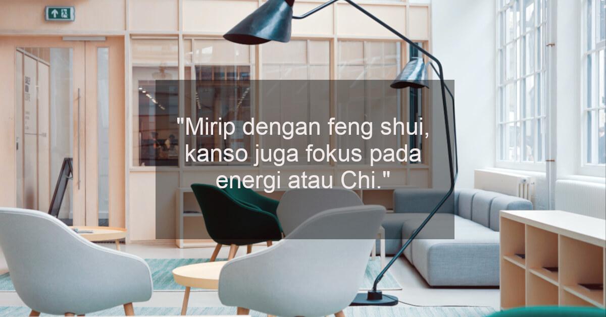 Desain Rumah Feng Shui Ala Jepang Bernama Kanso