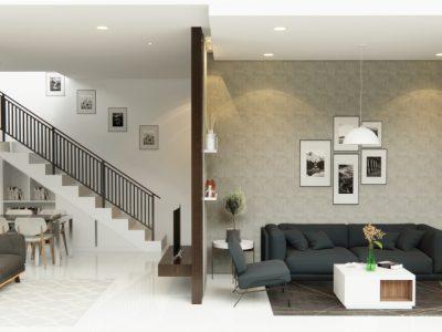 interior rumah minimalis modern