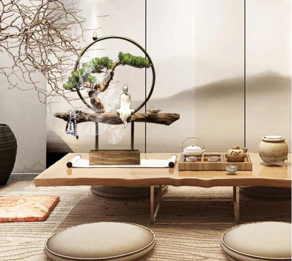 desain interior zen