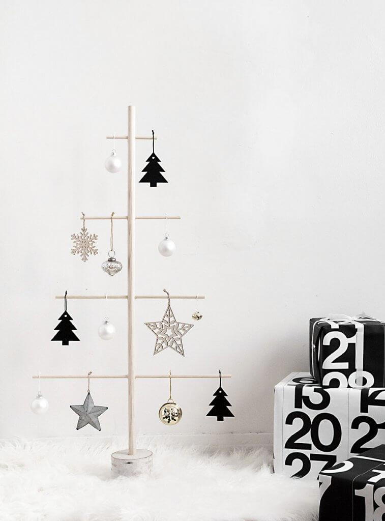 kreasi dekorasi natal untuk hunian