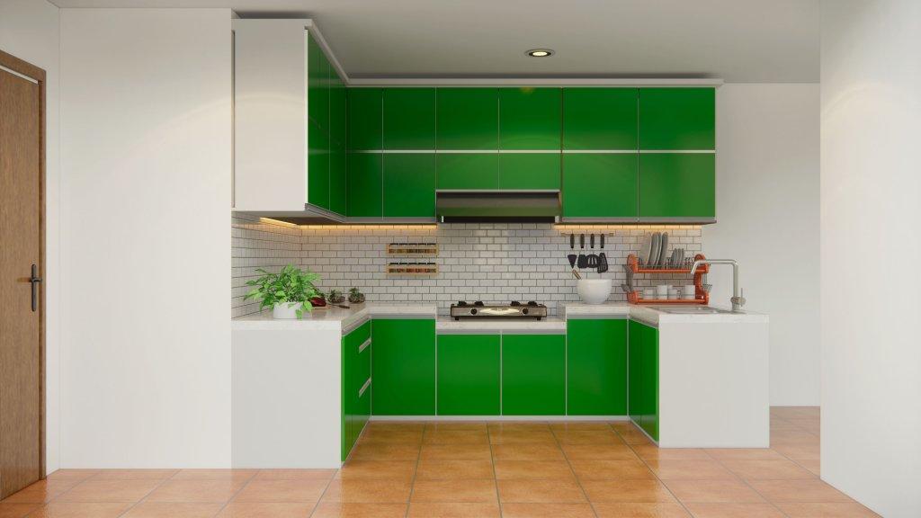 interior dapur modern minimalis
